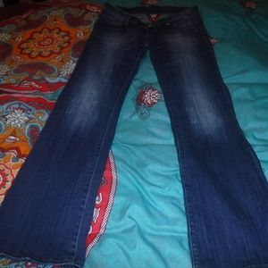 LUCKY BRAND BOOT CUT JEANS SIZE 6/28